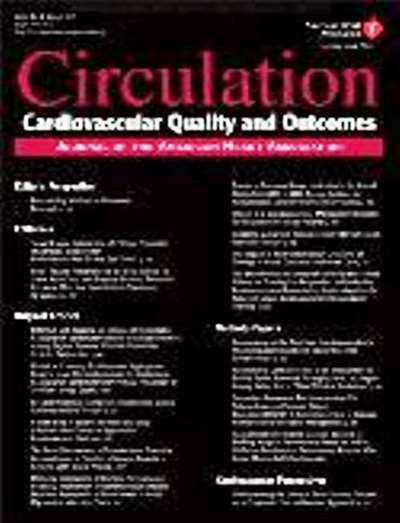 Circulation: Cardiovascular Quality & Outcomes Magazine Subscription