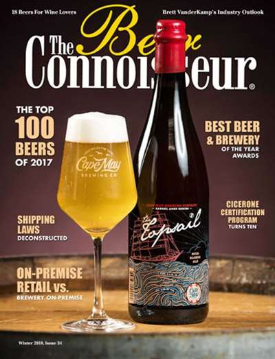 Beer Connoisseur Magazine Subscription Canada