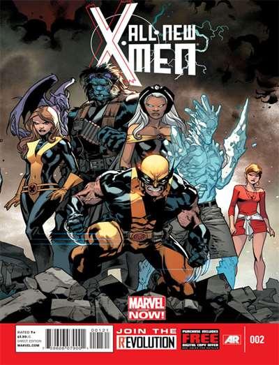 All-New X-Men Magazine Subscription Canada