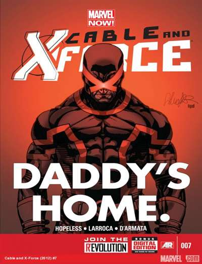 Cable And X-Froce Magazine Subscription Canada