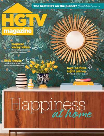 Hgtv Magazine Subscription Australia