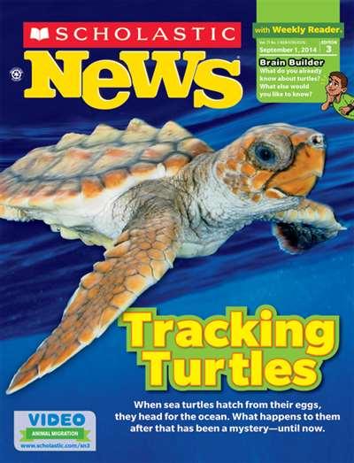 Scholastic News 5-6 Magazine Subscription