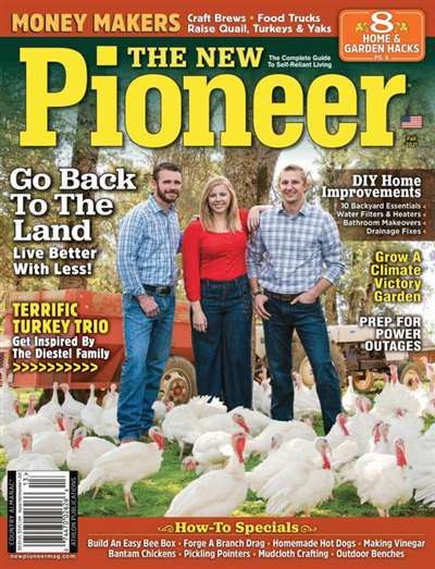New Pioneer Magazine Subscription Canada