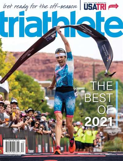 Triathlete Magazine Subscription Canada