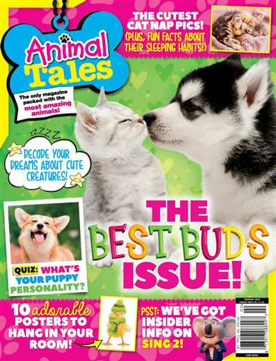 Animal Tales Magazine Subscription Canada