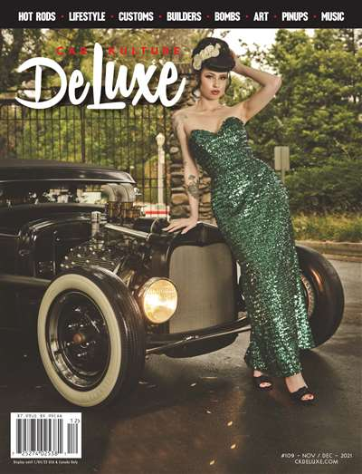 Car Kulture Deluxe Magazine Subscription