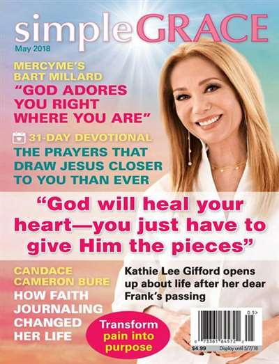 Simple Grace Magazine Subscription Canada