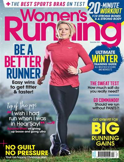 Women's Running Magazine Subscription Canada