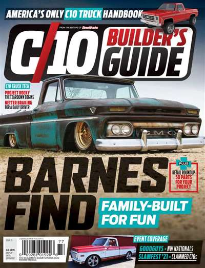 C10 Builder's Guide Magazine Subscription