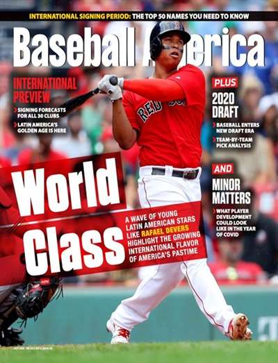 Baseball America Magazine Subscription Canada