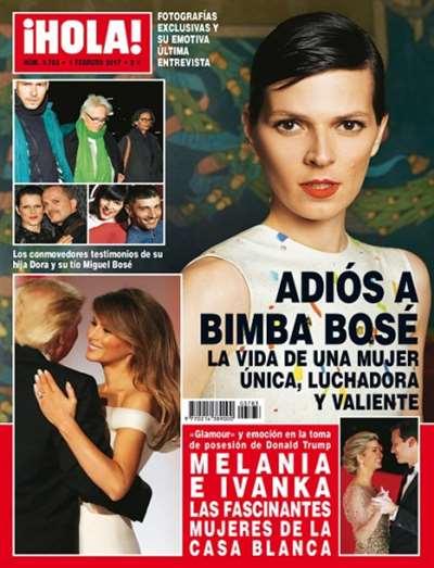 Hola! Usa (Spanish Ver-Print) Magazine Subscription United States