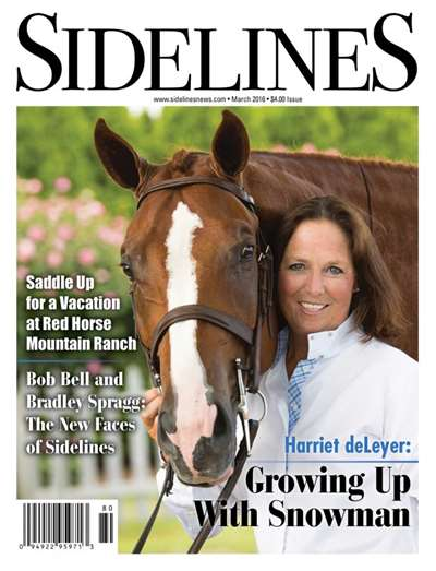 Sidelines Magazine Subscription