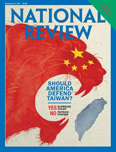 National Review Magazine Subscription Canada