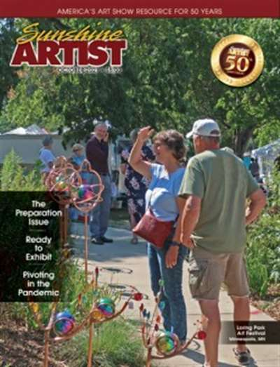Sunshine Artist Magazine Subscription Canada