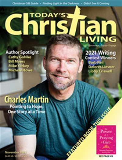 Today's Christian Living Magazine Subscription Canada