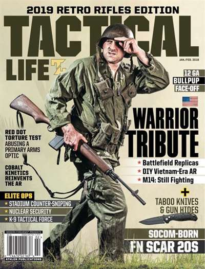 Tactical World Magazine Subscription Canada