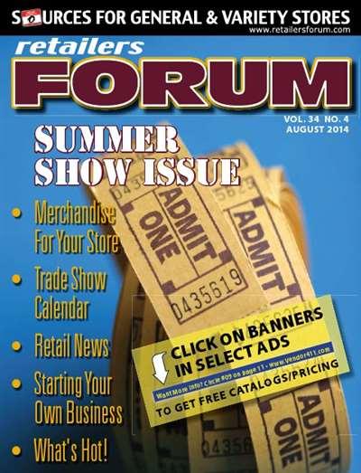 Retailers Forum Magazine Subscription