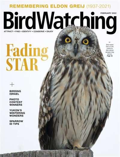 Birdwatching Magazine Subscription Canada