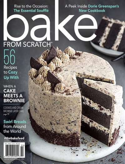 Bake From Scratch Magazine Subscription Canada