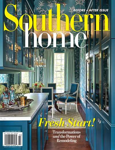 Southern Home Magazine Subscription Canada