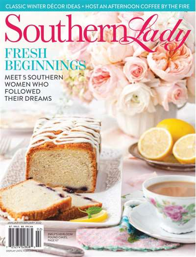 Southern Lady Magazine Subscription