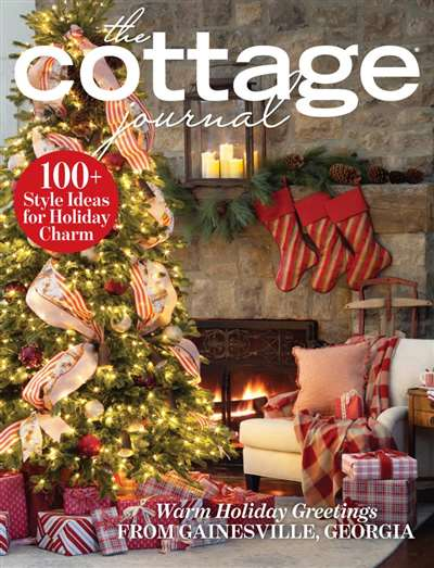 The Cottage Journal Magazine Subscription