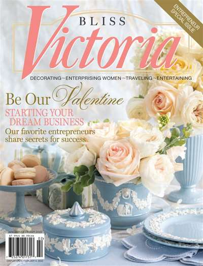 Victoria Magazine Subscription United States