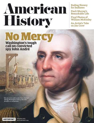 American History Magazine Subscription Canada