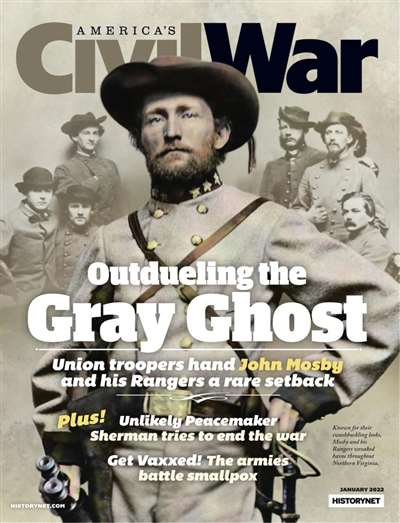 America's Civil War Magazine Subscription
