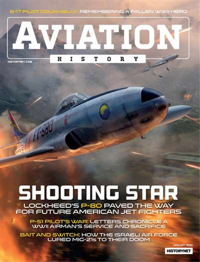Aviation History Magazine Subscription