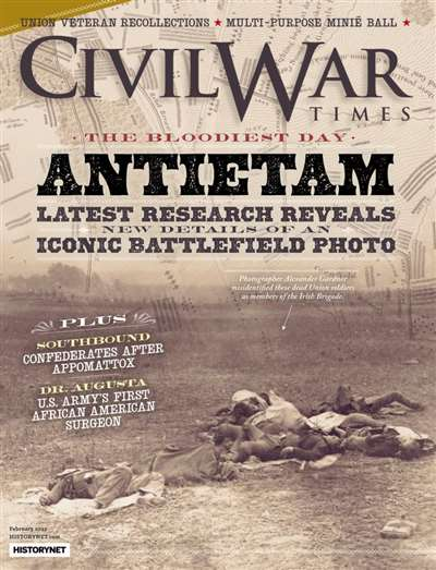 Civil War Times Magazine Subscription