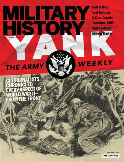 Military History Magazine Subscription