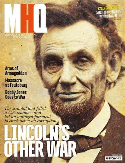 Military History Quarterly Magazine Subscription
