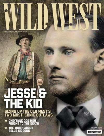 Wild West Magazine Subscription