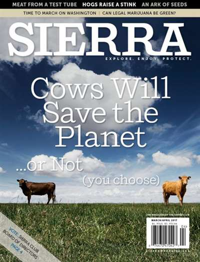 Sierra Magazine Subscription