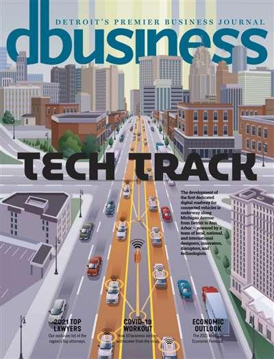Dbusiness Magazine Subscription