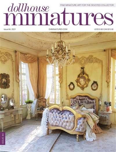 Dollhouse Miniatures Magazine Subscription Canada