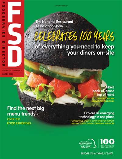 Foodservice Director Magazine Subscription United States