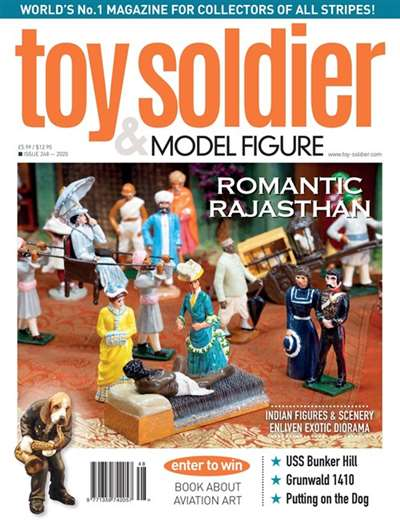 Toy Soldier & Model Figure Magazine Subscription Canada