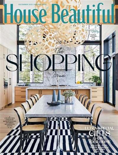 House Beautiful Magazine Subscription Canada