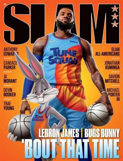 Slam Magazine Subscription Canada