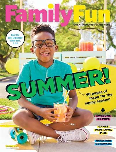 Family Fun Magazine Subscription Canada