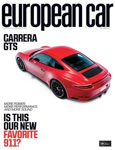 European Car Magazine Subscription Canada
