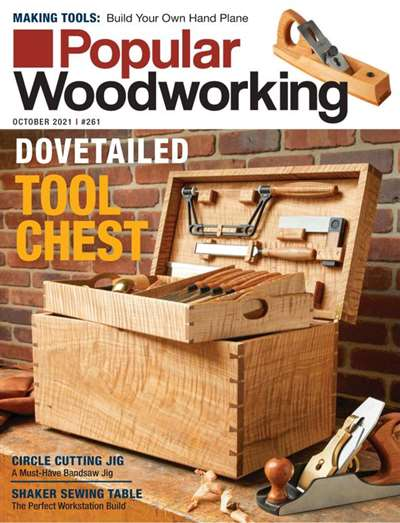 Popular Woodworking Magazine Subscription Canada