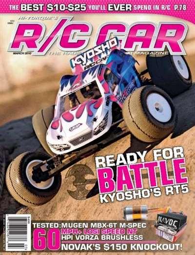 Rc Car Magazine Subscription Canada