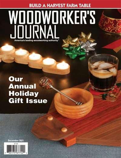 woodworker 39 s journal magazine subscription canada. Black Bedroom Furniture Sets. Home Design Ideas