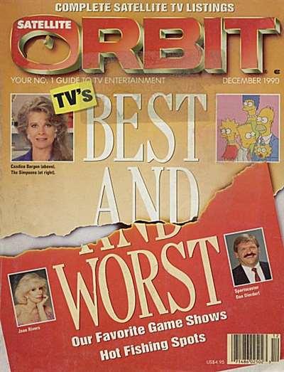 Satellite Orbit Magazine Subscription Canada