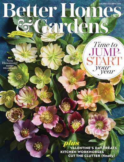 Better Homes Gardens Magazine Subscription United States