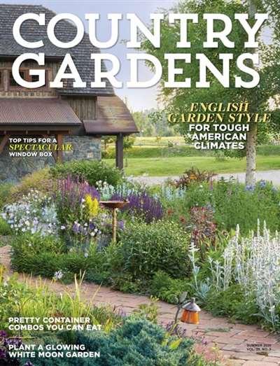 Country Gardens Magazine Subscription Canada