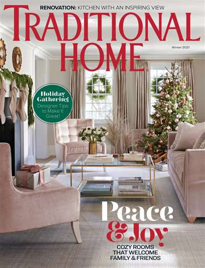 Traditional Home Magazine Subscription Canada